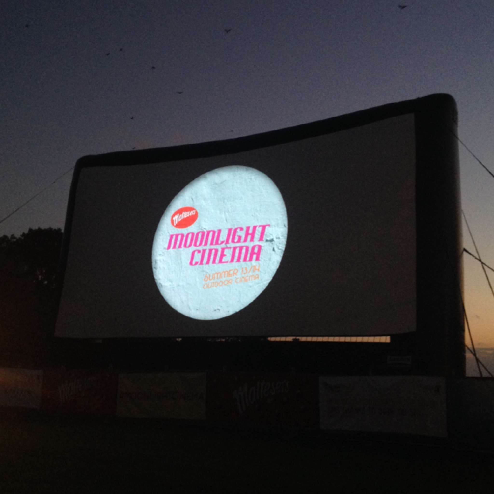 Opel Moonlight Cinema