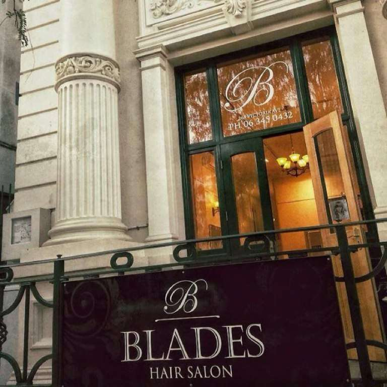 Blades Hairdressing