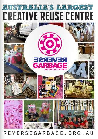 Reverse Garbage Co-op