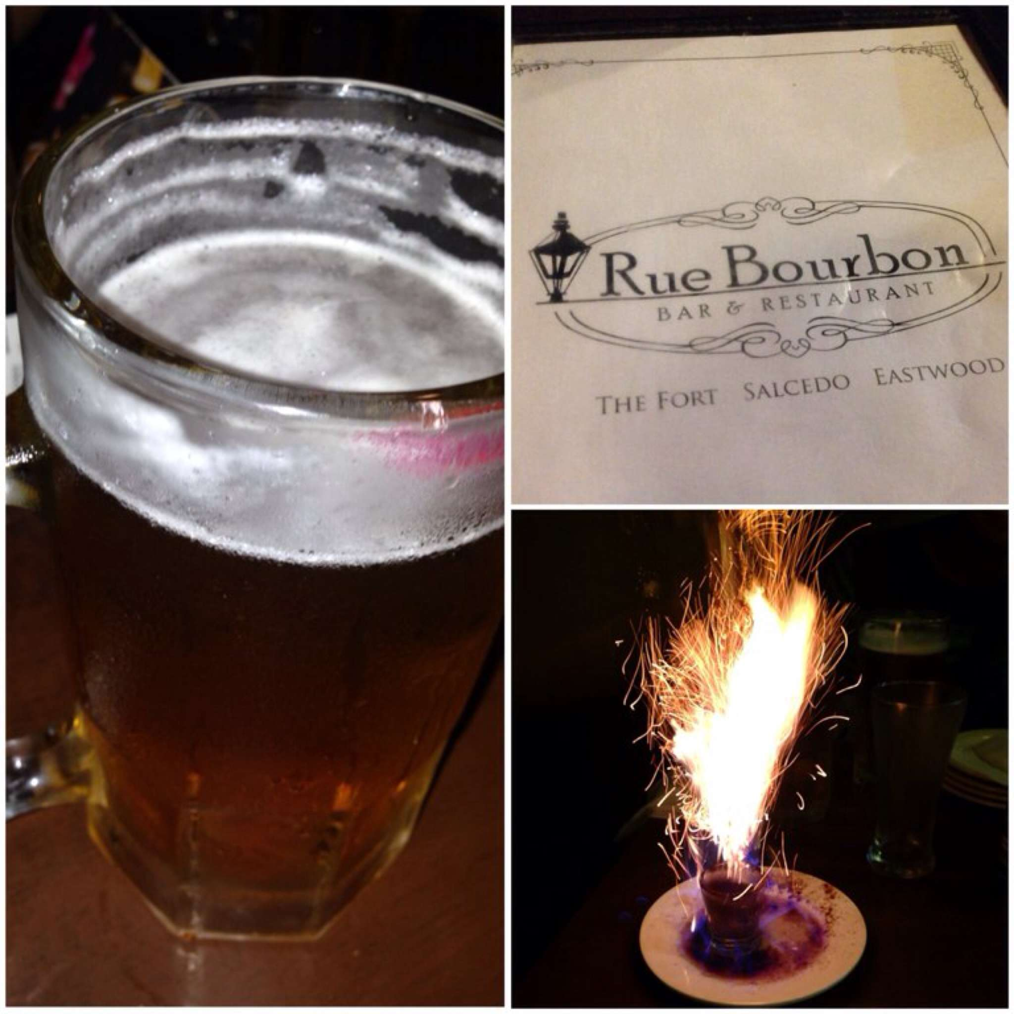 Rue Bourbon Bar & Restaurant
