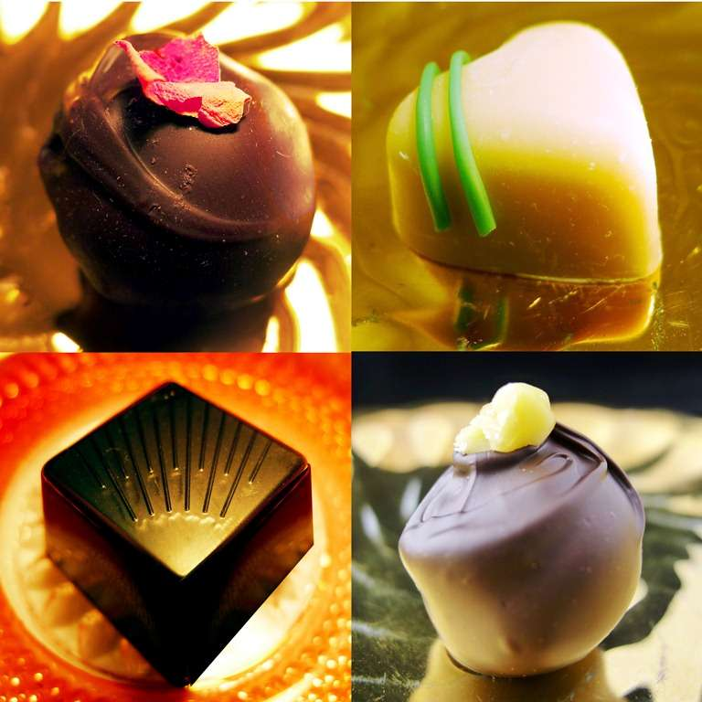 Mamor Chocolates & High Tea Szalon