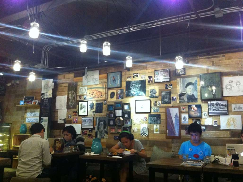 Craft Coffee Revolution Katipunan