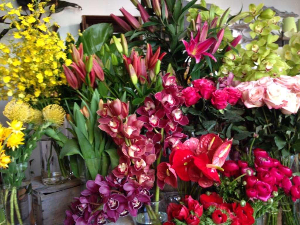 Posse Photo Taken At White House Flowers