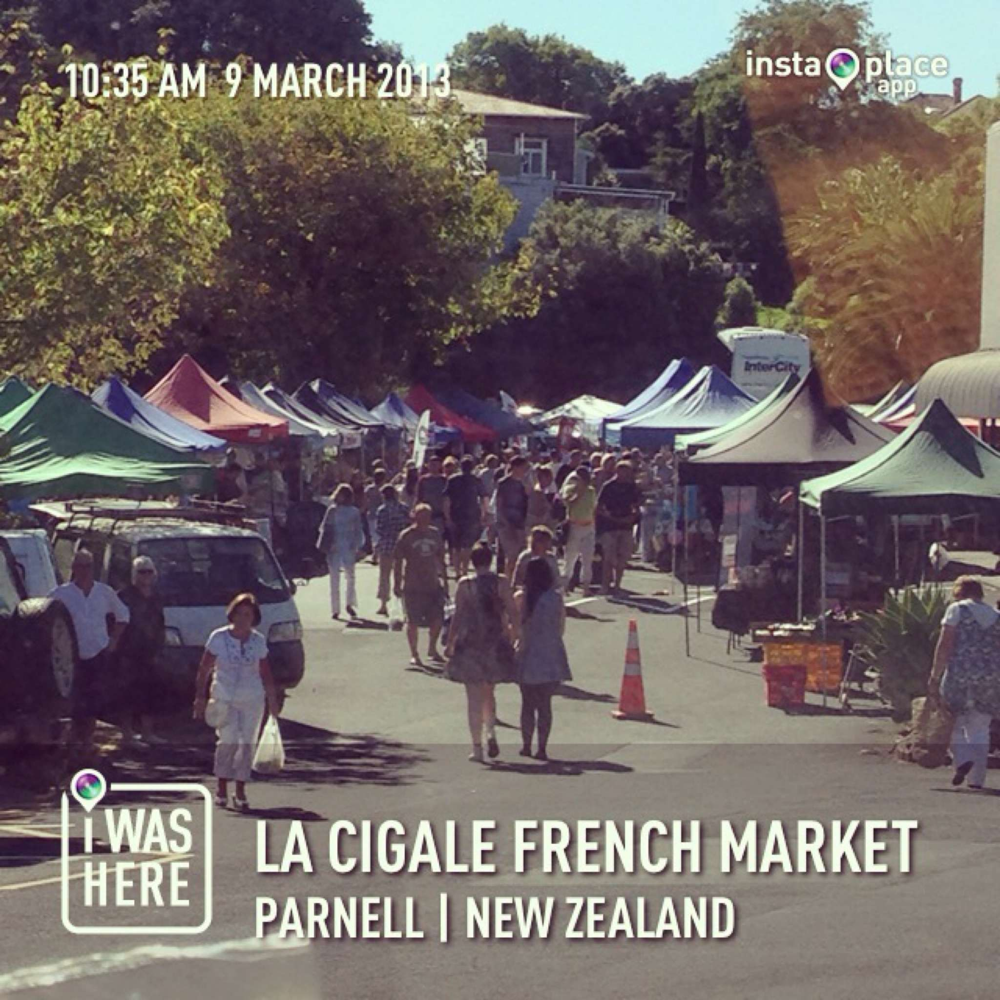 La Cigale French Market & Bistro