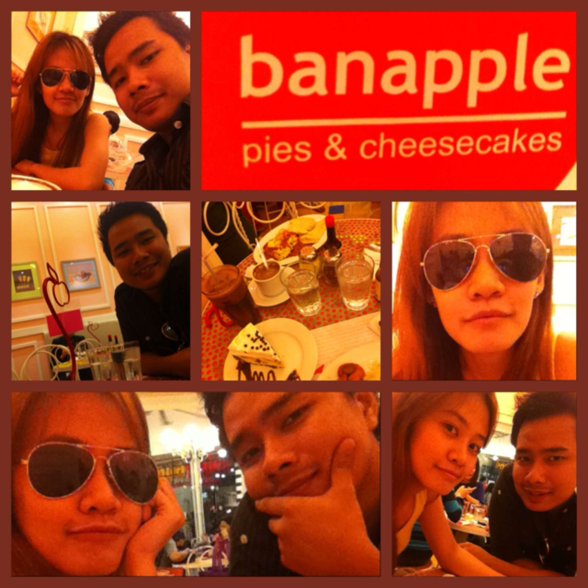 Banapple Pies & Cheesecakes