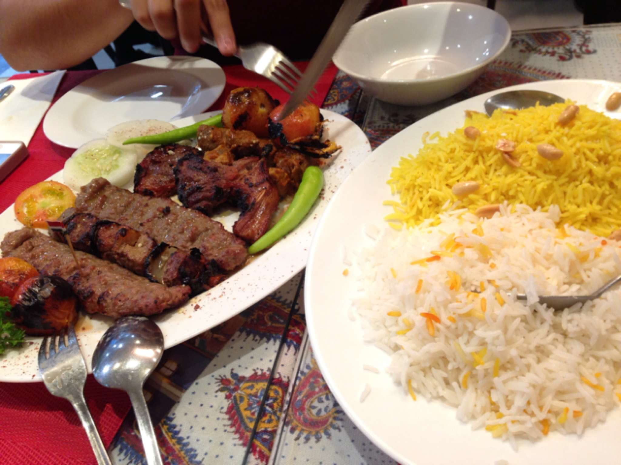 Arya Persian Restaurant