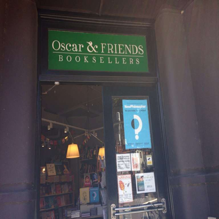 Oscar & Friends Booksellers