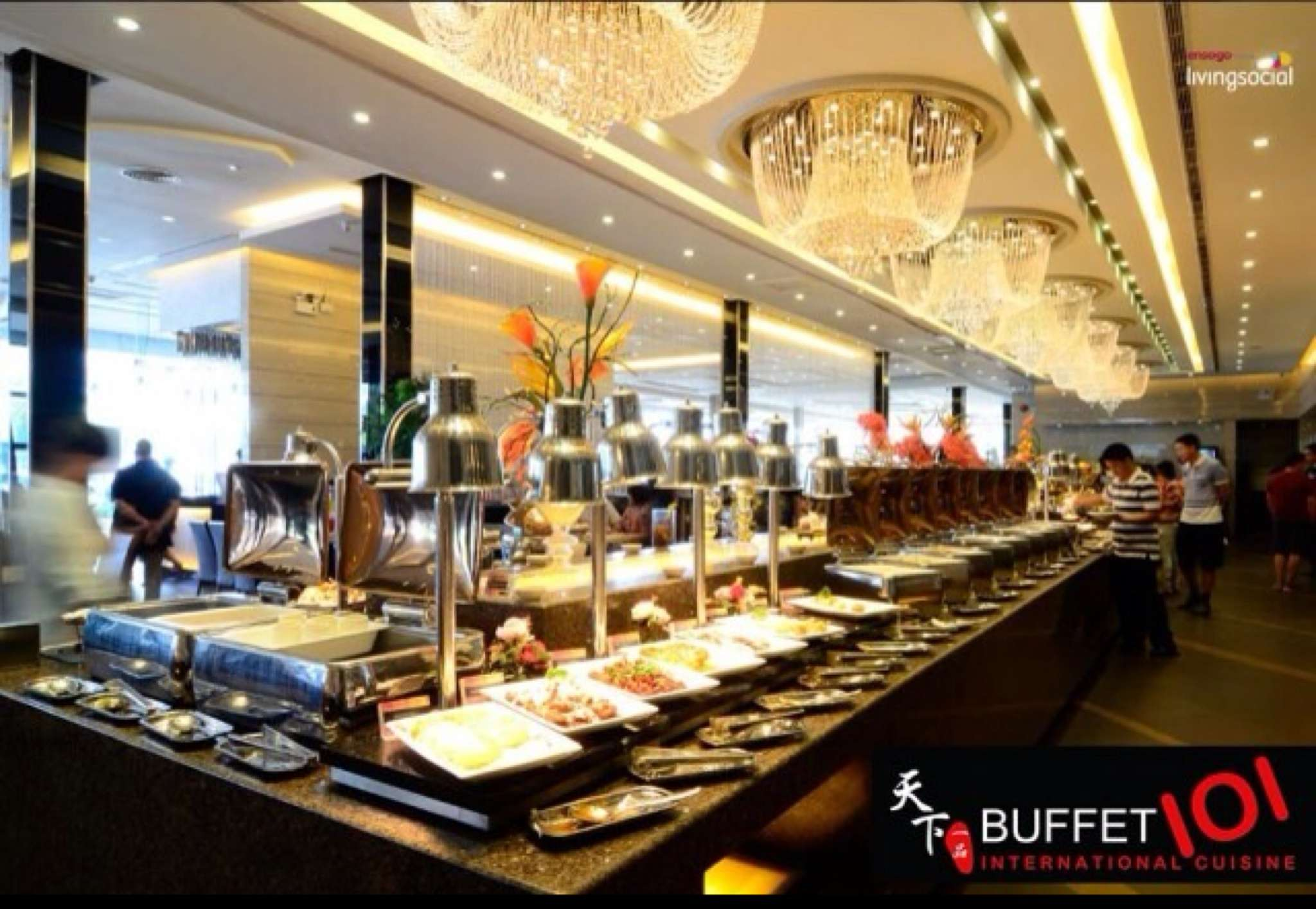 Pleasant Buffet 101 Deals Wdst Restaurant Deals Home Interior And Landscaping Oversignezvosmurscom