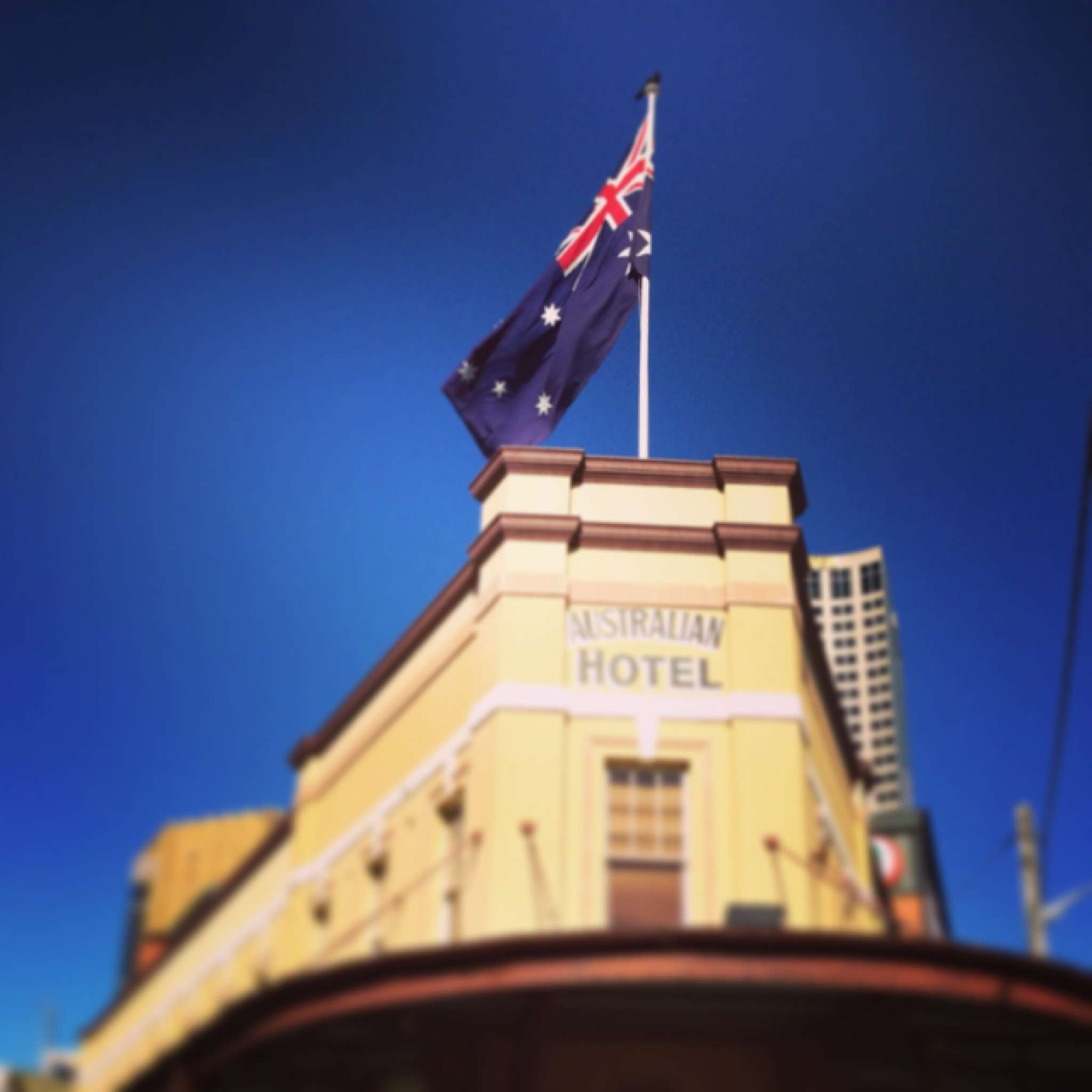 Posse - Place - The Australian Heritage Hotel