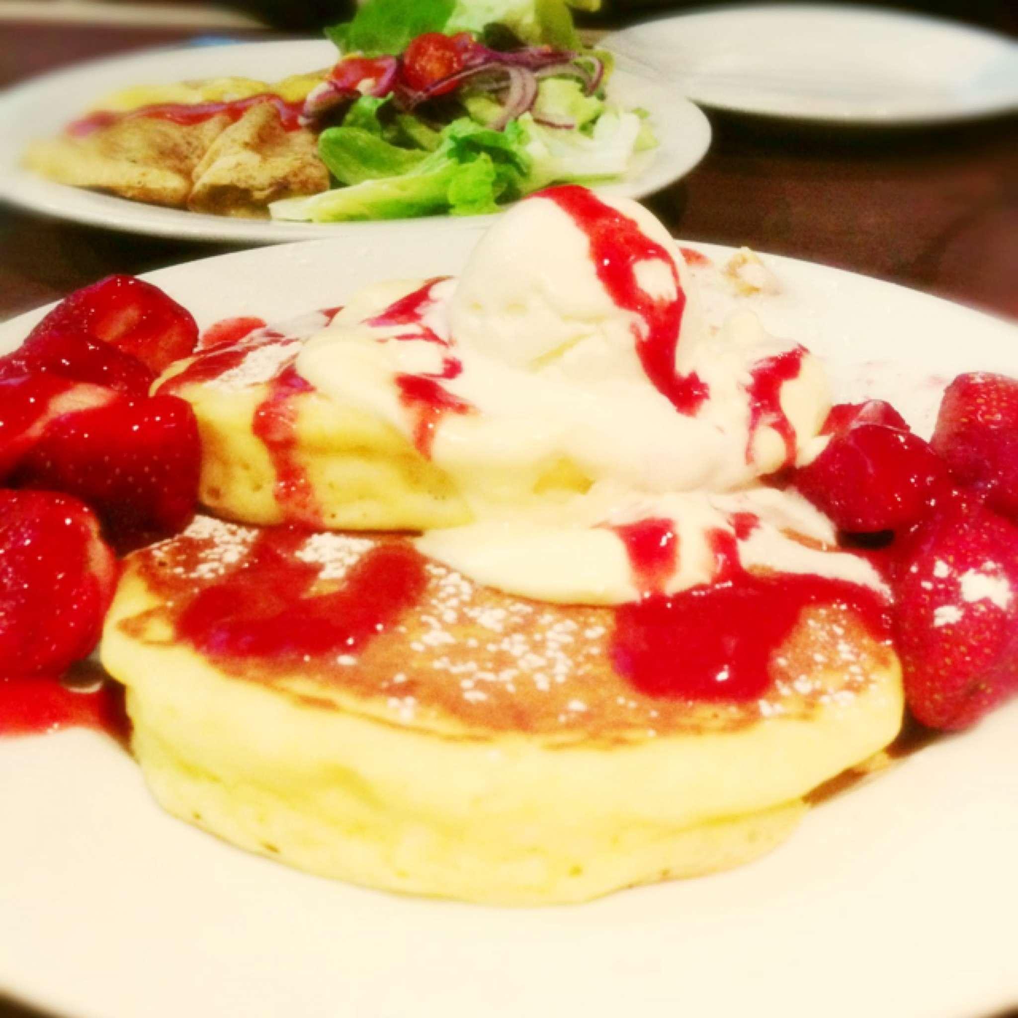 the rock pancakes